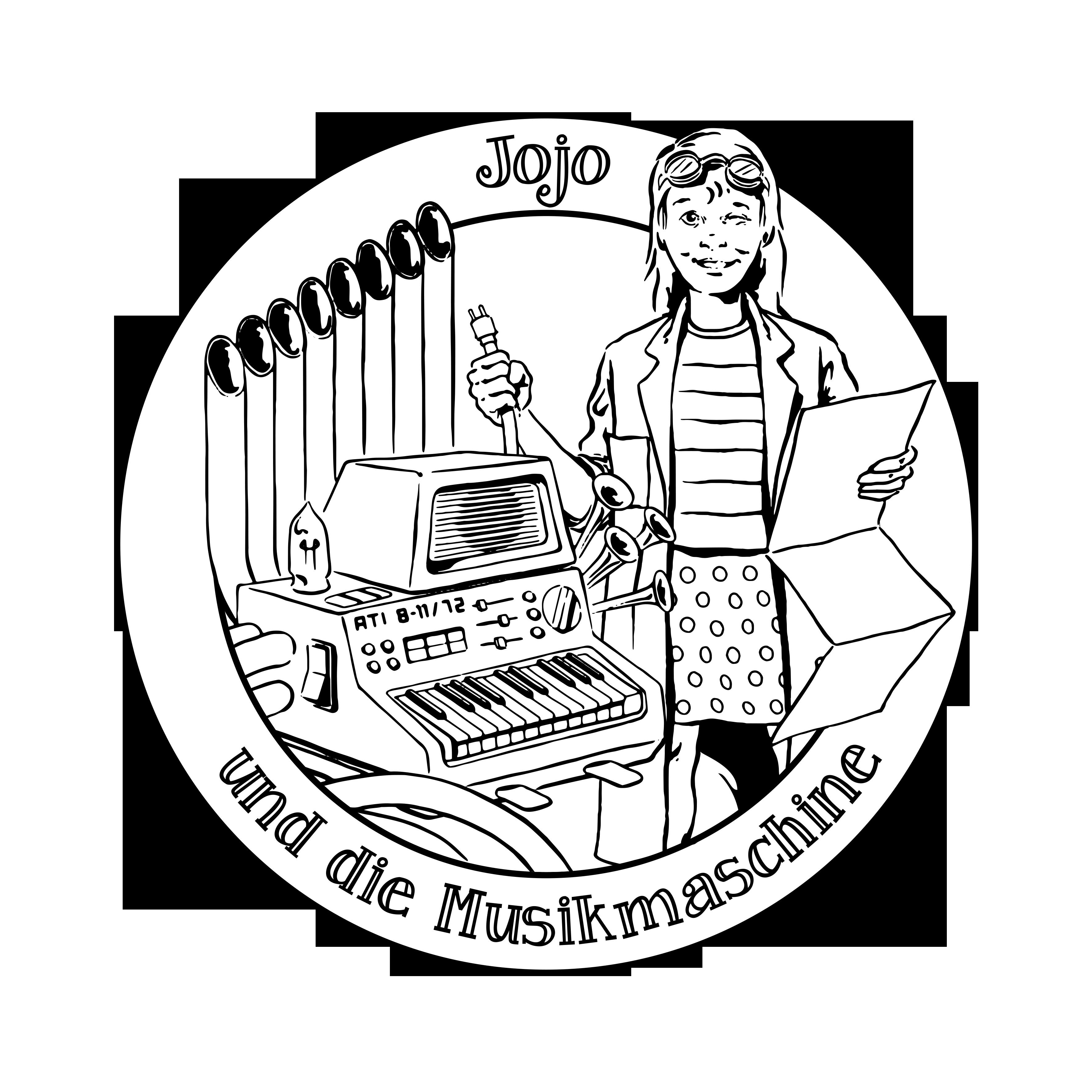 Jojo und die Musikmaschine