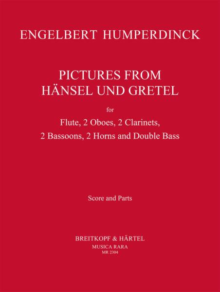 Bilder aus Hänsel und Gretel